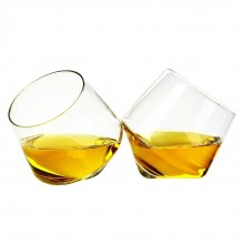 Rolling Whisky Glasses (Set of 2)