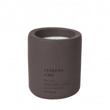 Scented Candle FRAGA L Verbena Lime - Blomus