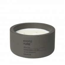 Scented Candle FRAGA XL Kyoto Yume - Blomus