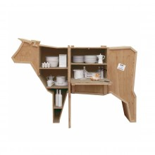 Sending Animals Polymorphic Furniture Cow - Seletti