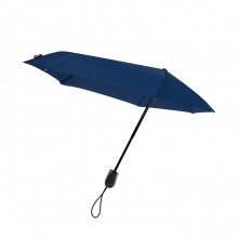 STORMini® Folding Storm Umbrella (Blue) - Impliva