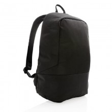 Standard RFID Anti-Theft Backpack (Black) - XD Design