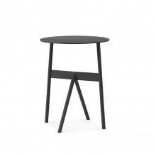 Stock Side Table (Black) - Normann Copenhagen