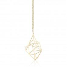 Stone Pendant S (Gold) - Moorigin