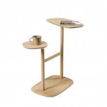 Swivo Side Table (Natural) - Umbra