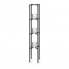 Tealight Candle Holder NERO 100cm - Blomus