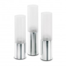 Tealight Holder Set FARO (3 pcs) - Blomus