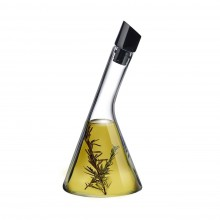 Tilt Oil and Vinegar Bottle 300 ml - Nude Glass