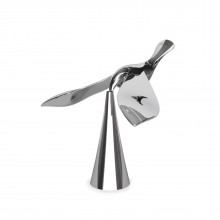 Tipsy Bottle Opener (Chrome) - Umbra