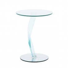 Bakkarat Side Table - Tonelli Design