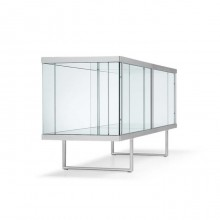 Broadway Low Sideboard & Display Unit - Tonelli Design