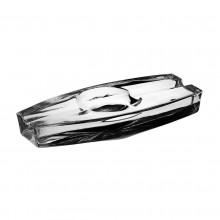 Torcedor Cigar Ashtray - Nude Glass