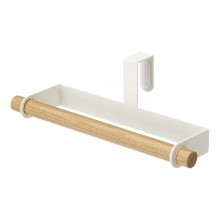 Tosca Dish Towel Hanger (White) - Yamazaki