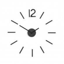 Blink Wall Clock (Black) - Umbra