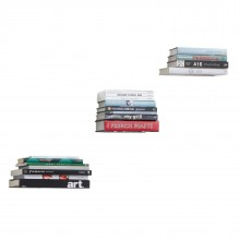 Conceal Book Shelf Small (Set of 3) - Umbra