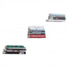 Conceal Book Shelf Small (Set of 3) - Umbra