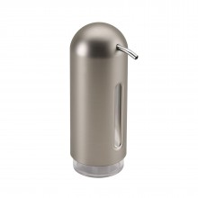 Penguin Soap Pump (Nickel) - Umbra