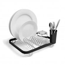 Sinkin Dish Rack (Black) - Umbra