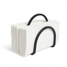 Squire Napkin Holder (Black) - Umbra
