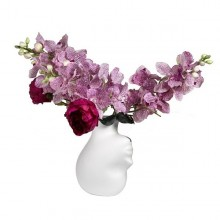 Vase Head Upside Down - pols potten