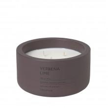 Scented Candle FRAGA XL Winetasting / Verbena Lime - Blomus