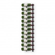 Wall Mounted 24 Bottle Wine Rack - Final Touch