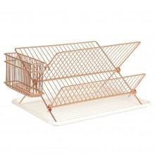 Wire Dish Rack (Copper) - Present Time