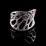 Twist Ring 1-Layer (Steel) - Nervous System
