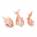 Anigram Ring Holder Set of 3 (Copper) - Umbra