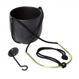Bolo Hanging Planter (Black) - Umbra