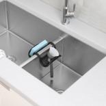Sling Flexible Sink Organizer (Black) - Umbra