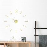 Blink Wall Clock (Brass) - Umbra