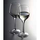 Fame White Wine Glasses 350 ml (Set of 6) - Nude Glass