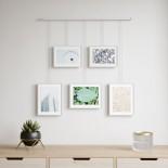 Εxhibit Multi Wall Photo Display (White) - Umbra