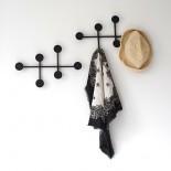 Afteroom Coat Hanger (Black) - Menu