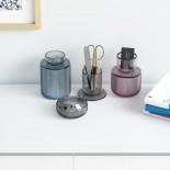 Allira Organizer Medium Purple (Glass) – Umbra