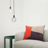 Amp Lamp Small (Gold / Green) - Normann Copenhagen