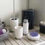 ARA Soap Dispenser (White) - Blomus