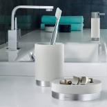 ARA Tray / Soap Dish (White) - Blomus