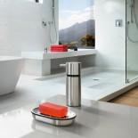 AREO Soap Dispenser 220 ml (Stainless Steel Matt) - Blomus
