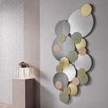 Atomic Wall Mirror - Tonelli Design
