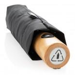 Automatic Folding Umbrella 21'' RPET (Black) - XD Design