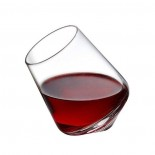 Balance Red Wine Glasses 350 ml (Set of 2) - Nude Glass