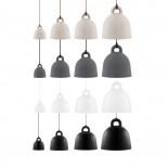 Bell Pendant Lamp Medium (Black) - Normann Copenhagen