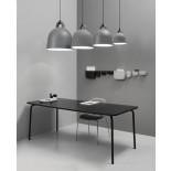 Bell Pendant Lamp Small (Grey) - Normann Copenhagen