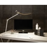 BenQ WiT Smart LED Desk Lamp (Daybreak Gold) - BenQ