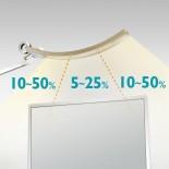 WiT e-Reading Smart LED Desk Lamp (Metallic Pink) - BenQ