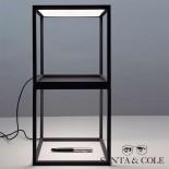BlancoWhite C1 Table LED Lamp - Santa & Cole