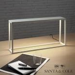 BlancoWhite R1 Table LED Lamp - Santa & Cole