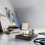 Block Lamp (Black Cord) - Design House Stockholm